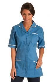 H/care tunics ladies HOSPITAL BLUE