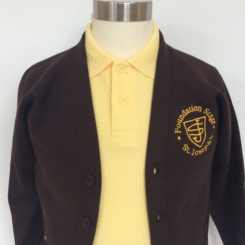 St Joseph's Foundation Cardigan